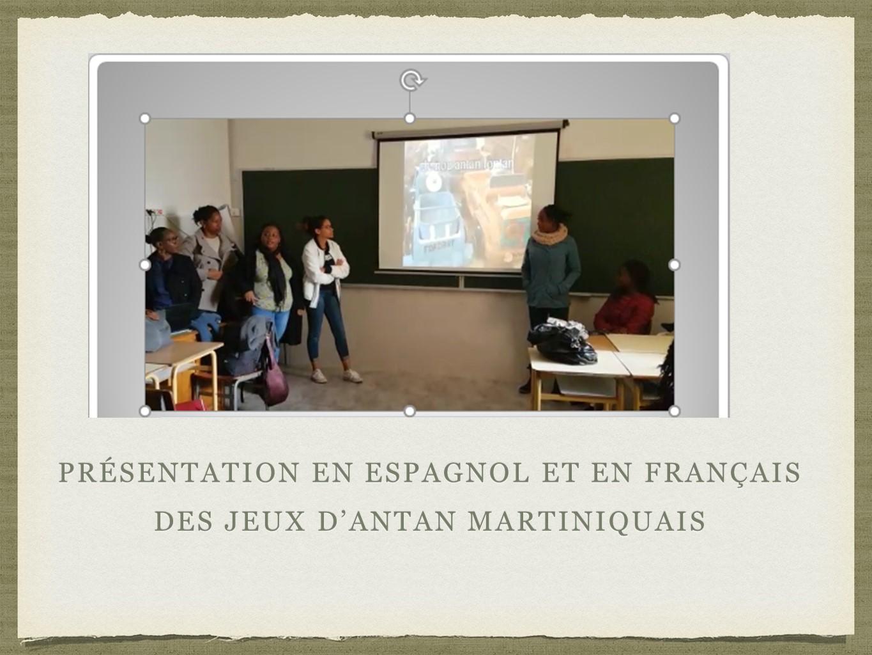 Site Du Lycée Montgérald Voyages Et échanges Scolaire