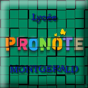 Connexion à PRONOTE